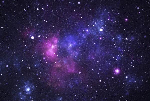 Fototapete Nr. 4531 - Galaxy I
