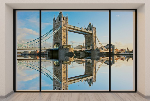 Fototapete Nr. 3724 - Penthouse London Tower Bridge