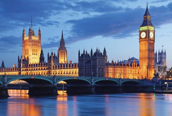 Fototapete Nr. 3963 - London Westminster