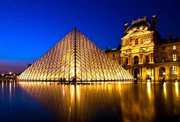 Fototapete Nr. 3341 - Louvre