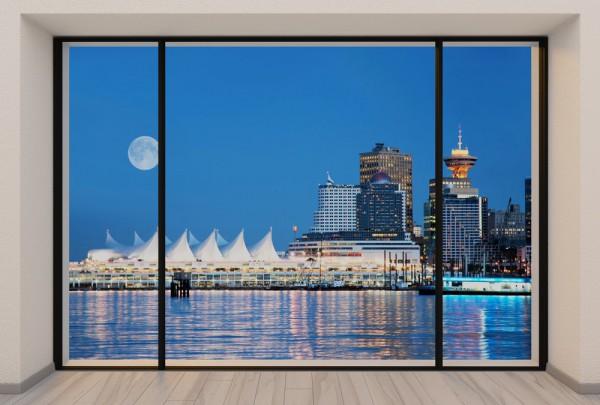 Fototapete Nr. 3723 - Penthouse Vancouver