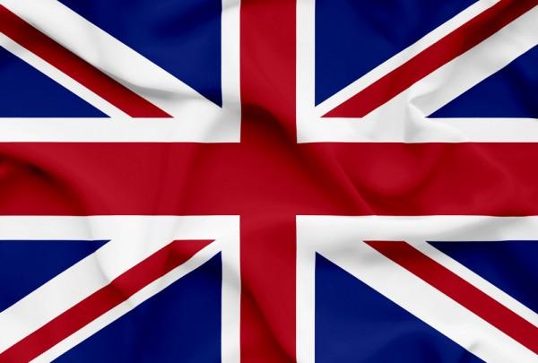 Fototapete Nr. 3161 - Flagge Großbritannien