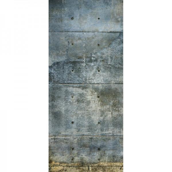 Türtapete Nr. 3074 - Vintage Beton III