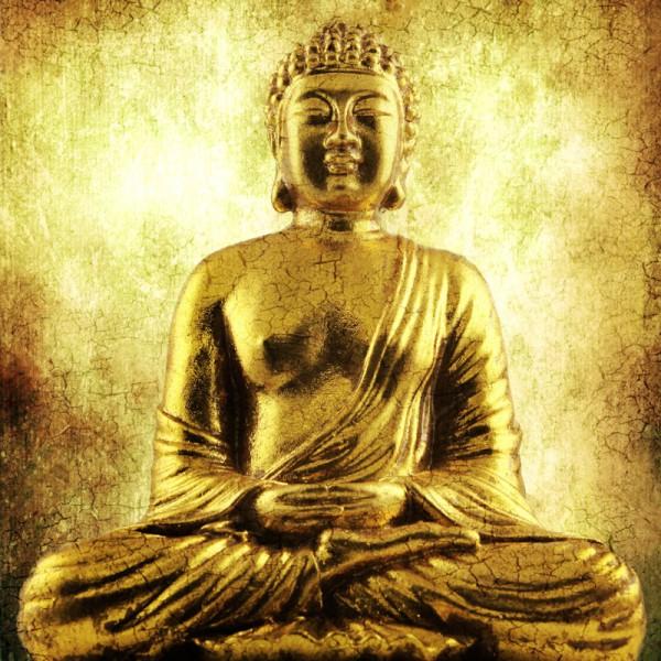 Fototapete Nr. 3412 - Vintage Buddha