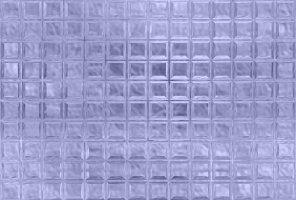 Fototapete Nr. 3570/01 - Glasbausteine pastellblau