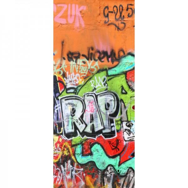 Türtapete Nr. 4533b - Graffiti B