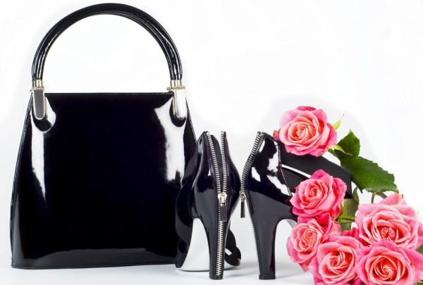 Fototapete Nr. 3630 - High Heels & Roses