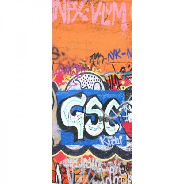 Türtapete Nr. 4533a - Graffiti A
