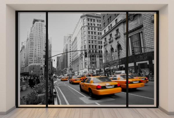 Fototapete Nr. 3733 - Penthouse New York