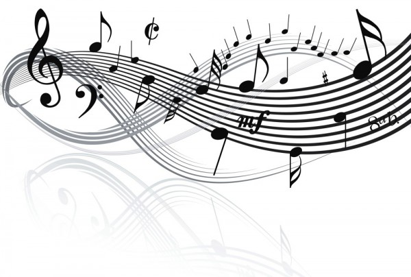 Fototapete Nr. 3838 - Viva la musica