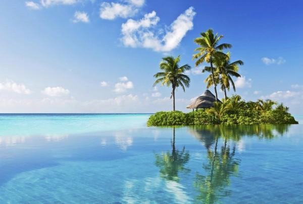 Fototapete Nr. 4435 - Tropical Paradise