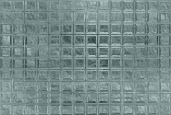 Fototapete Nr. 3570/05 - Glasbausteine moosgrün