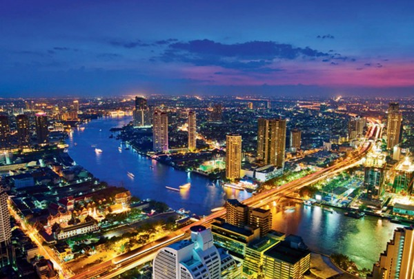 Fototapete Nr. 3964 - Bangkok