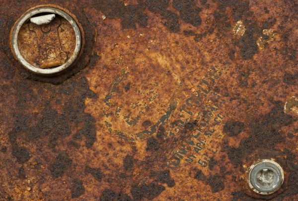 Fototapete Nr. 3787 - Rusty iron V