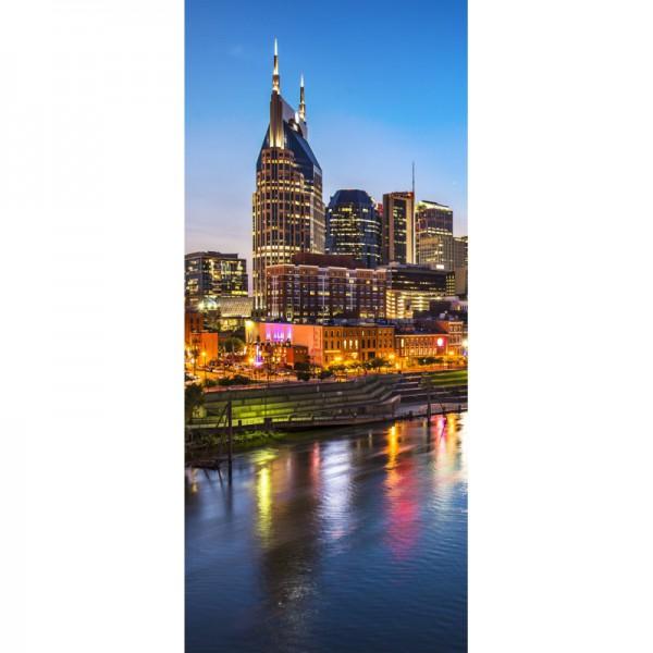 Türtapete Nr. 3442 - Nashville Nights