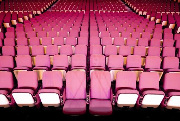 Fototapete Nr. 3820 - Im Theater
