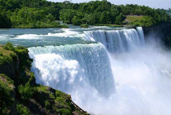 Fototapete Nr. 4028 - Niagara Falls