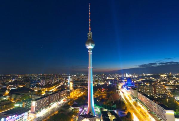 Fototapete Nr. 3650 - Berlin