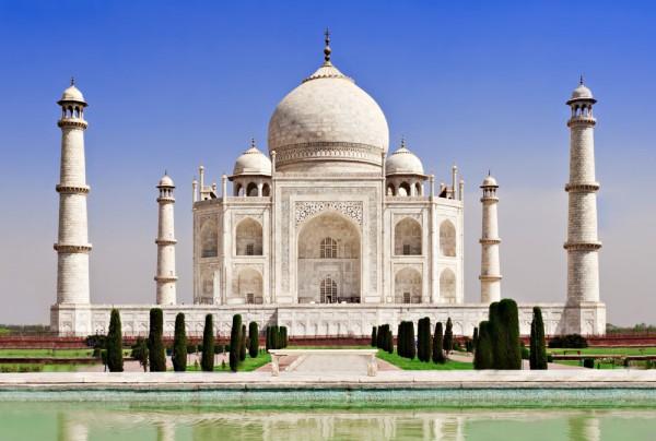 Fototapete Nr. 3842 - Taj Mahal