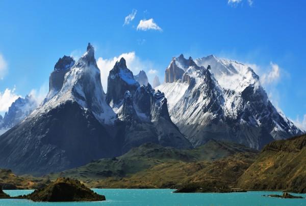 Fototapete Nr. 3543 - Torres del Paine