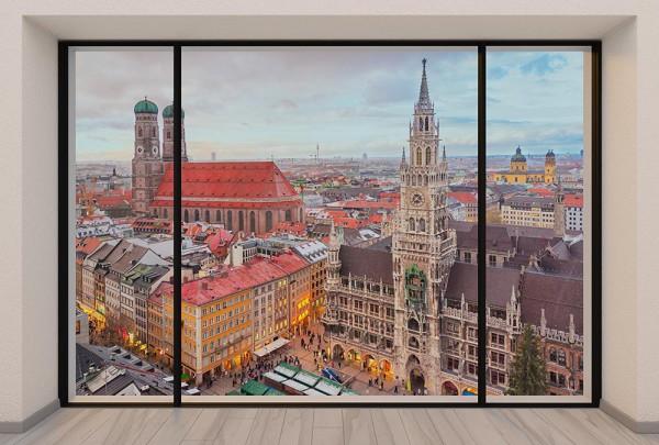 Fototapete Nr. 2992 - Penthouse München