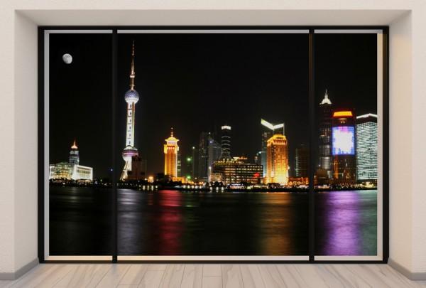 Fototapete Nr. 3739 - Penthouse Shanghai
