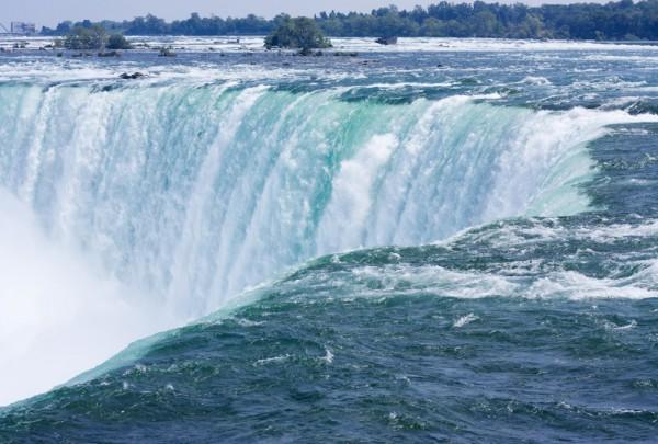 Fototapete Nr. 4030 - Horseshoe Falls