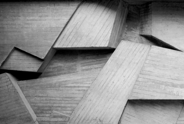 Fototapete Nr. 3503 - Beton - Struktur Room
