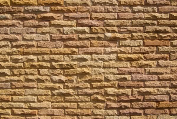 Fototapete Nr. 3749 - Mauerwerk - Sandstein III