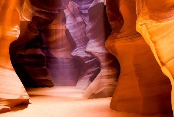 Fototapete Nr. 3229 - Upper Antelope canyon