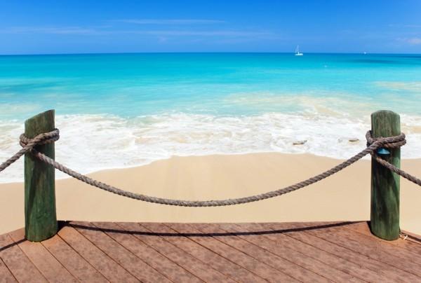 Fototapete Nr. 3889 - Indian ocean view