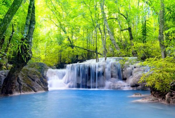 Fototapete Nr. 3128 - Tropical falls