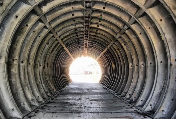 Fototapete Nr. 3917 - Bunker